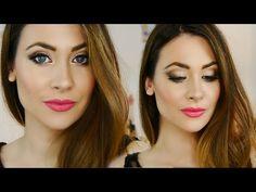 Makeup Tutorial: Maquillaje atrevido de fiesta| Soft Smoky | Lizy P - YouTube