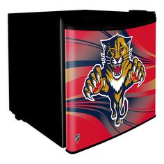 Use this Exclusive coupon code: PINFIVE to receive an additional 5% off the Florida Panthers NHL Dorm Room Refrigerator at SportsFansPlus.com