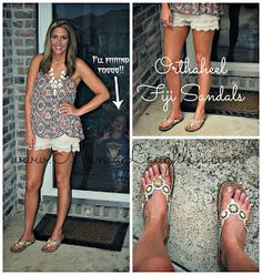 Mama Laughlin: Orthaheel!! I love that comfy shoes have gotten so much cuter!