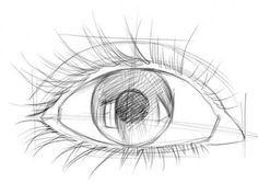 Auf diese Seite erkennen Sie, wie kann man ganz einfach Schritt für Schritt solche schöne Augen zeichnen für Anfänger passt das perfekt.