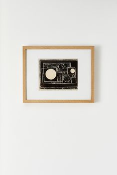 Ben Nicholson abstract mini print at Kettle's Yard. £12.95 available online now.