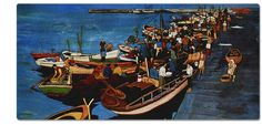 PEDRO SOLVEIRA COLLAZO nació en Vigo en el año 1932. Conocido mundialmente por sus trabajos sobre chapa de hierro cincelado, Solveira es, sin embargo, un artista de una formación muy amplia en el terreno del Arte que le ha permitido llegar y desarrollar una técnica de increíbles dificultades, logrando con oxidaciones sobre hierro cincelado texturas sin duda insólitas en la pintura contemporánea.   Pedro Solveira marchó a Madrid tras iniciar sus estudios sobre pintura. Practica acuarela y…