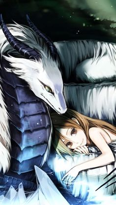 Enjoy the beautiful art of anime on your screen. Clean, crisp images of all your favorite anime shows and movies. We have 180970 anime HD Wallpapers and Background Images - Wallpaper Abyss - Page 10 Manga Dragon, Pet Dragon, Dragon Girl, Dragon Lady, Female Dragon, Art Anime, Anime Artwork, Manga Art, Manga Anime