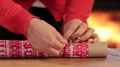 Christmas crafts: How to make Christmas crackers