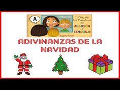 Adivinanzas de la navidad_Juegos para niños - YouTube