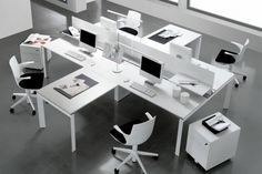 Modern Office Cabinet Design modern office desk furniture best design ideas 410364 decorating