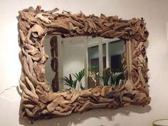 drift wood and seashell art - Google Search