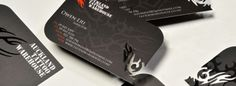 Silkcards 350 (16pt). Plastic Business Cards
