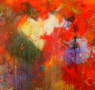 In Love: There is Ebb and Flow - SOLD! http://www.paulajonesart.com/