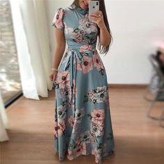 Long Sleeve Short Dress, Maxi Dress With Sleeves, The Dress, Maxi Dresses, Beach Dresses, Floral Dresses, Bohemian Dresses, Smocked Dresses, Work Dresses