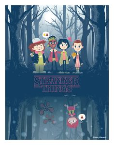 Stranger Things - Dennis Salvatier