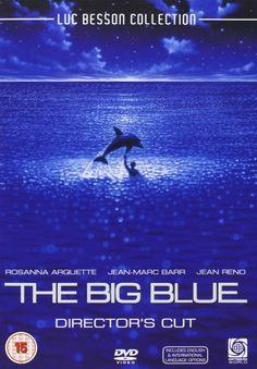 The Big Blue [English Language] [DVD]: Amazon.co.uk: Rosanna Arquette, Andreas Voutsinas, Jean-Marc Barr, Valentine Vargas, Jean Reno, Kimberley Beck, Sergio Castellitto, Marc Buret, Paul Shenar, Griffin Dunne, Luc Besson, Patrice Ledoux: DVD & Blu-ray