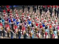 Edinburgh Military Tattoo 2016 - Massed Pipes and Drums Finale and March...
