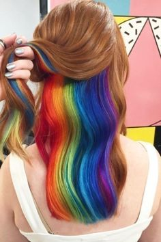 17 Of The Prettiest Hair Trends We Saw This Year