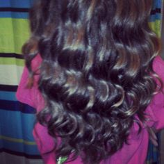 Curling wand curls!!!! No clamp curler!!!!! Hold tour curler sideways to get these curls!!