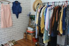 Decoração: Araras de roupas! | De Repente Cresci
