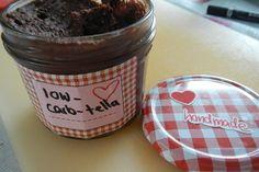 Low Carb Nutella