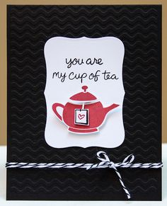 Lawn Fawn My Cup of Tea  by stripey fish (Jean M), via Flickr