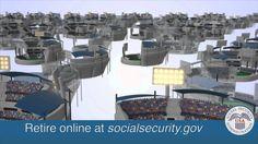 #HitAHomerun and #RetireOnline w/ #SocialSecurity.  It's SUPER EASY! https://www.youtube.com/watch?v=mizfcjZN0m4