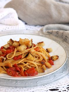 SPAGHETTI ALLA GENNARO i preferiti di Totò | ricetta napoletana