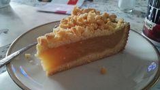 Apfelmus - Vanillepudding - Kuchen 1