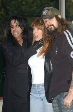 Alice, Elvira, Rob