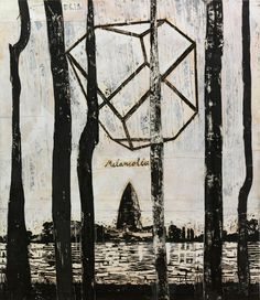 Anselm Kiefer (b. 1945), The Rhine (Melancholia), 1982-2013