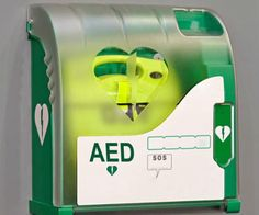 portable automated external defibrillators