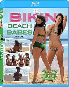 3D Bikini Beach Babes Issue #1 2012