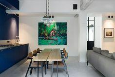 Интерьер квартиры в Тель-Авиве | Pro Design|Дизайн интерьеров, красивые дома и квартиры, фотографии интерьеров, дизайнеры, архитекторы
