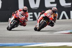 Espanhol conquista oitava vitória em oito provas na MotoGP. É muita humilhação para os rivais!
