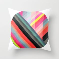 Into my arms 2/3 Throw Pillow by Three Of The Possessed - $20.00