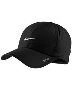 Nike Runner's Featherlight Hat in Black, Grey or White