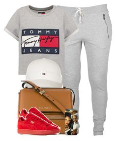 """Tommy Hilfiger x Puma"" by cheerstostyle ❤ liked on Polyvore featuring Hilfiger, Tommy Hilfiger, Givenchy and Puma"