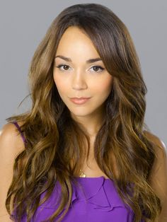 Revenge (TV show) Ashley Madekwe as Ashley Davenport