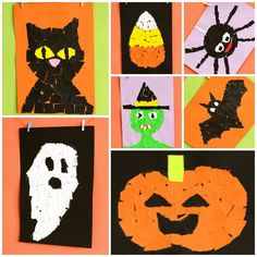 Who is ready to make some Halloween torn paper art? We have some wonderful collage art ideas to share with you to get you inspired for a fun filled Halloween creative crafting session. *this post contains affiliate links* Halloween Torn Paper Art Ideas Let's rip some paper and get crafty! This is such a low …
