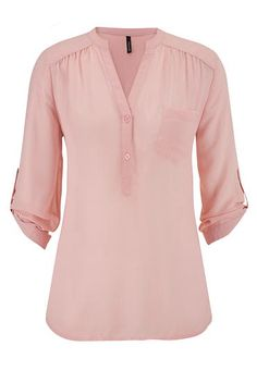 the perfect blush blouse with textured dot stitching #maurices