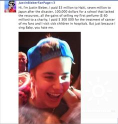 Awwwwwwwwwwwwwwwwwwwwwwwwwwwww Justin ur soooooooooooooooooooooooooooo sweet!!!!!!!!!!!!!!!!! Love u baby!!!! <3