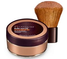 I use this loose powder #Maybelline #bronzer as blush. Love it!