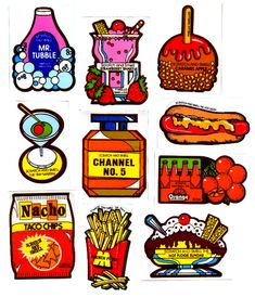 Scratch n sniff stickers were some of my most prized stickers!