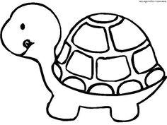 Turtle Coloring Pages Printable . 24 Turtle Coloring Pages Printable . Printable Turtle Coloring Page Free Pdf at Pages Preschool Coloring Pages, Coloring Pages For Girls, Cute Coloring Pages, Disney Coloring Pages, Animal Coloring Pages, Free Printable Coloring Pages, Coloring Books, Cute Turtles, Baby Turtles