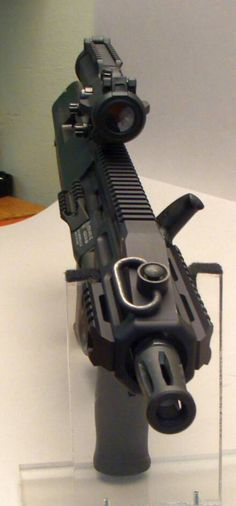 """AUG A3-CQC     Civillian legal? Yes, Semi Automatic Only  16"""" Barrel      NATO AUG A3 CQC Available? Yes      Quick Detach CQC Forearm Rail? Yes! ( Patent Pending )      Quick Change Barrel? Yes!      Retain Use Of Factory Grip? Yes!      Quick Detach VLTOR Sling Swivels? Yes!      All CQC Rail Components Are Made In The USA By An American Owned Aero Space Machine Shop Utilizing Only The Finest Mil-Spec Materials."""