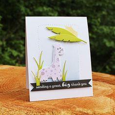 Great, Big Thank You Card | Elizabeth Jones | Flickr