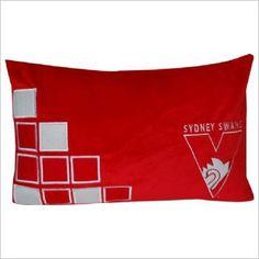 AFL Sydney Swans Rectangular Cushion C A Australia