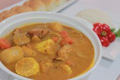 The Freakin Rican Chicken Soup