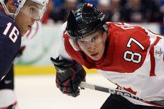 Sidney Crosby Photos  - Ice Hockey - Day 17 - Zimbio