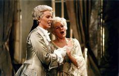 Anne-Sophie von Otter & Barbara Bonney in 'Der Rosenkavalier'