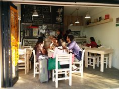 Check out our guide to breakfasting and brunching in quirky Condesa, the perennially hip Mexico City neighbourhood with tons of architecture and style.