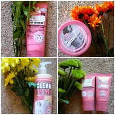 Bella Rae Blabber: In all her Soap and Glory