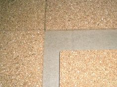 Corkboard WALL and accent piece. I'm thinking Larger scale, but this has the steps to how to do it.